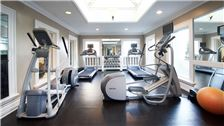 Fitness Center in Le Pavillon Hotel