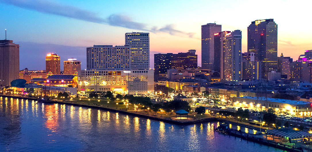 New Orleans Hotel Nearby Events