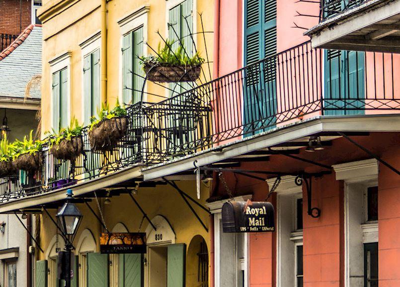 Louisiana Residents Rate